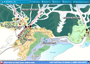 Interactive Whistler Map