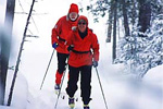 Apex Cross Country Skiing