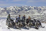 Deer Valley Snowmobiling
