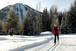 Red Mountain Cross Country Skiing