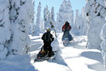 Red Mountain Snowmobiling