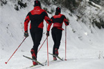 Silver Star Cross Country Skiing